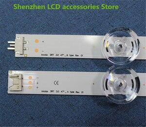 Image 5 - 8 ชิ้น/ล็อตสำหรับ LG 47 6916L 1716A/6916L 1715A 6916L 1780A/6916L 1779A LED Backlight 100% ใหม่