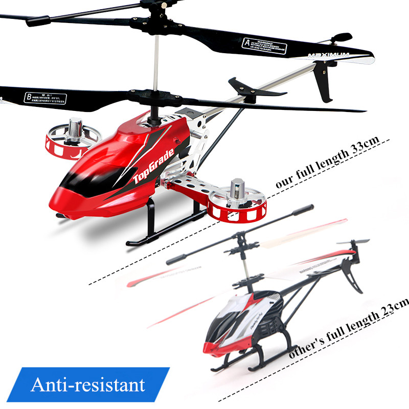 3.5CH 4.5CH Electric Indoor RC AIRCRAFT Helicopter Remote Control Unbreakable Toys Model Free Post