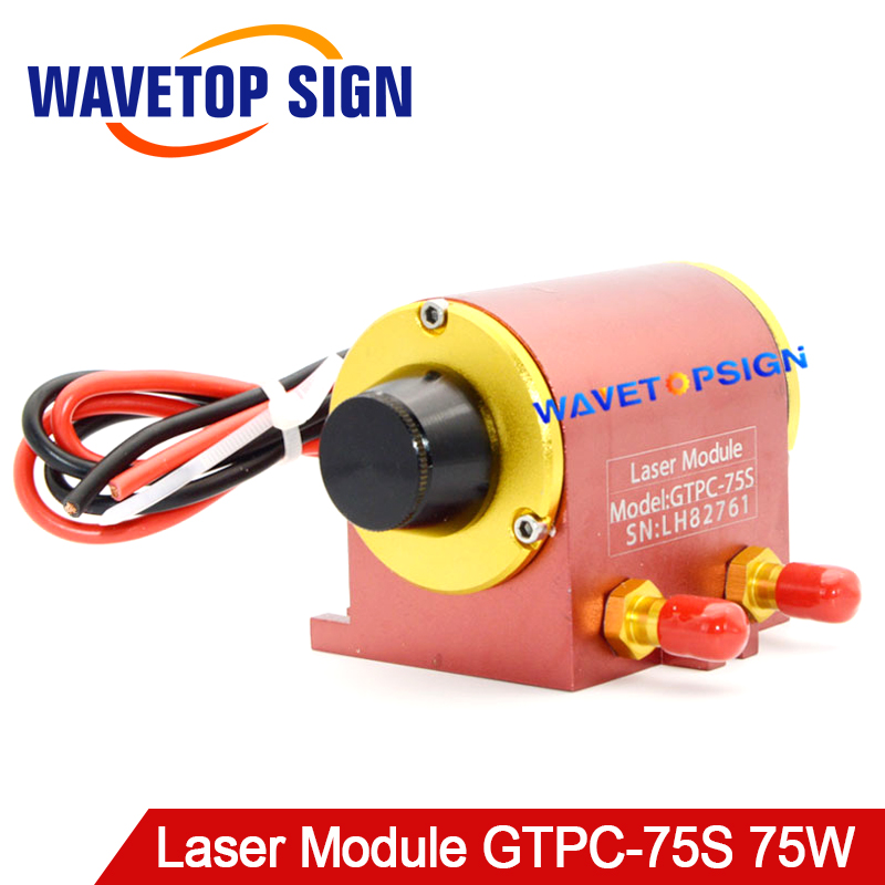 Лазерный модуль GTPC 75S 75 Вт GTPC 75S Yag лазерный диод 75 Вт JiTai YAG лазерный модуль 75 Вт GTPC 75S лазерный диод насос Модуля GTPC 75 S