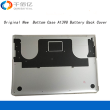 "Genuine New Bottom case for A1398 Apple Macbook Pro Retina 15"" Battery Case Cover 2013-2015 Year"