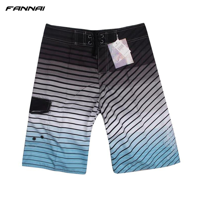 2019 HOT Sale Men's Board Shorts Brand Summer Swimwear Beach Shorts Men's Surf Shorts Quick Dry Printing Swimming Shorts