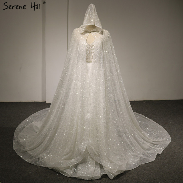 003de0b0 2018 V Neck High End Luxury Glitter Wedding Dress New Sleeveless