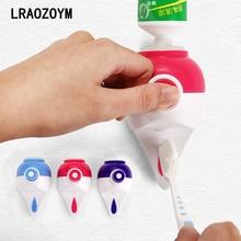 LRAOZOYM зубная паста диспенсер ленивый поглощения стены автоматический Squeeze зубная паста для ванная комната умывальник Туалет 102*64*80 мм LR204
