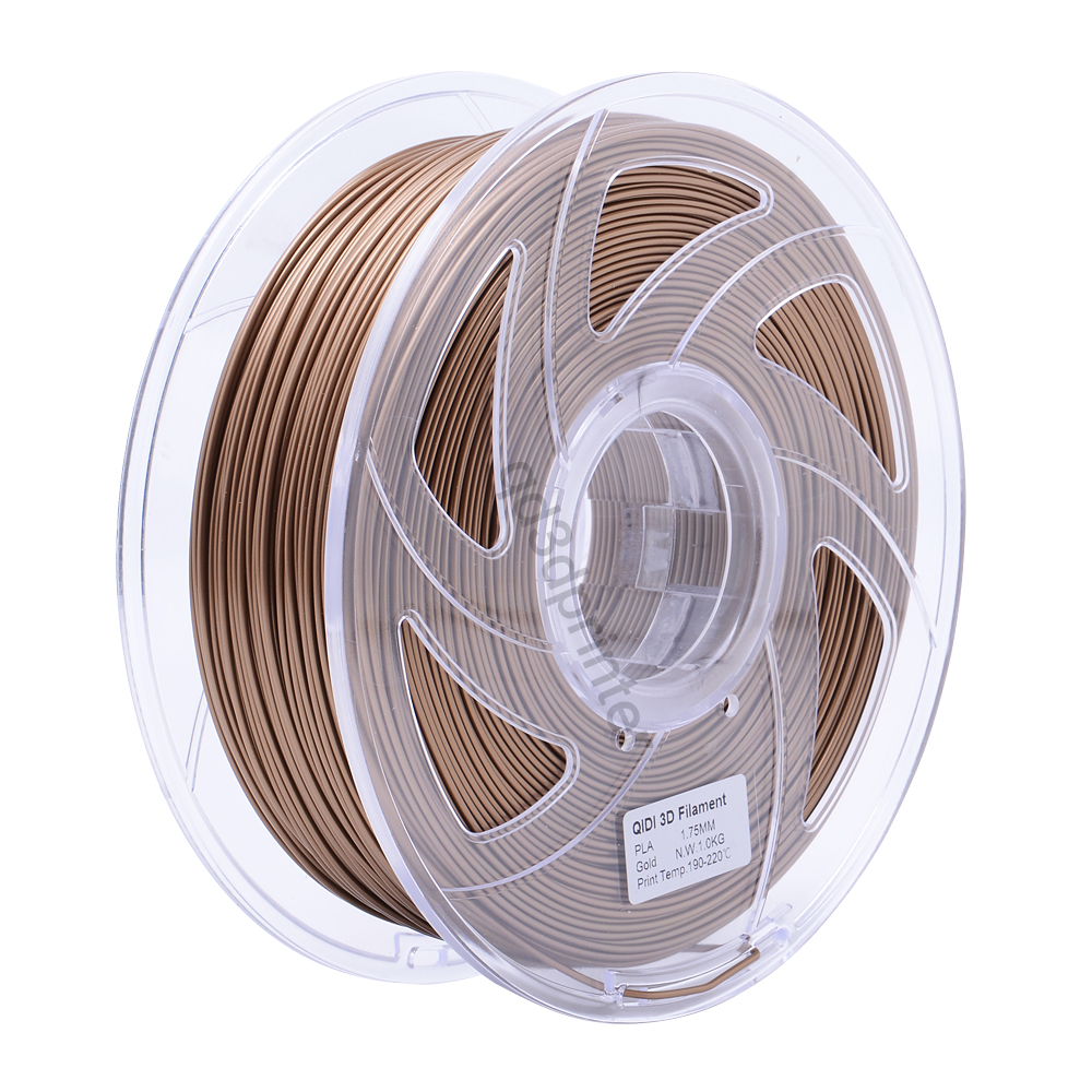 QIDI TECH High Quality 12 Colours 3D Printer Filaments plastic Rubber Consumables Material,1.75mm ABS / PLA Optional