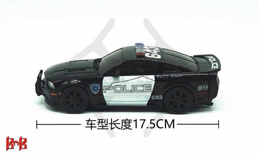 Comic Club трансформация BMB Ls02 баррикад MPM05 полицейский режим фильм MP сплав металл негабаритных коллекция ко фигура робот игрушка
