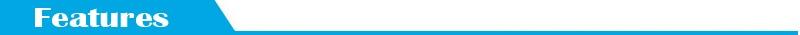 Высокая плотность пены, непродуваемая верхняя одежда для детей для Gopro hero 6/5/5 Session/HERO4 Session/4/3+/3 лобовое стекло крышка губка пены лобового стекла автомобиля