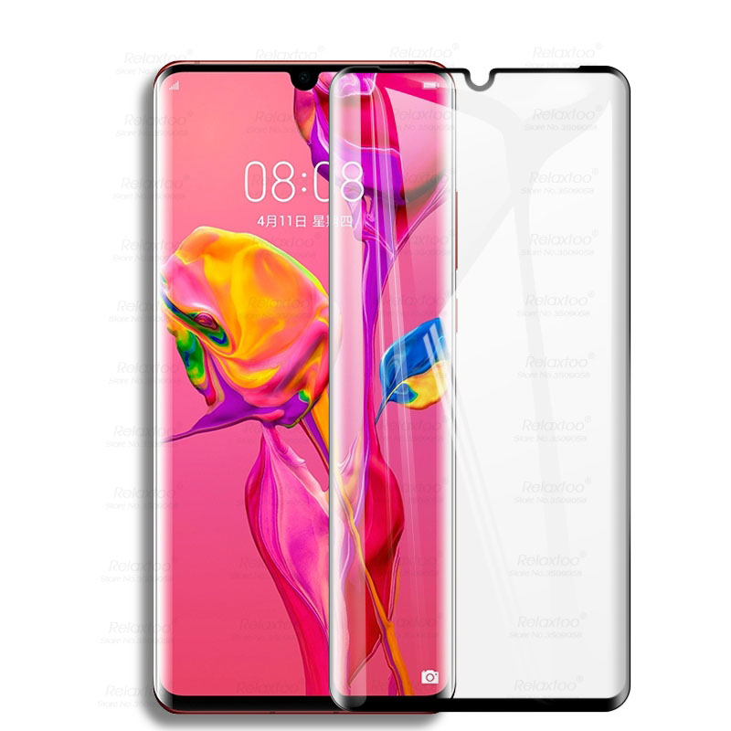 Image 5 - 2 in 1 Camera Lens Protector for Huawei P30 Pro Tempered Glass Screen Protector for Huawei P 30 Pro Lite Light P30Pro P30Lite-in Phone Screen Protectors from Cellphones & Telecommunications