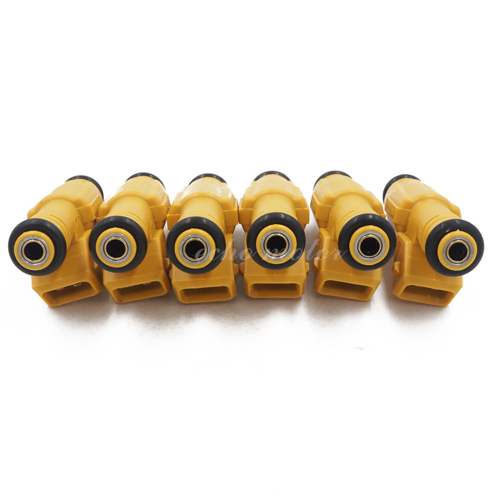 6PCS New 87 98 for JEEP 4.0L TYPE III for Volvo 2.9L V90 960 S90 VORTEC CHEVY 2500 3500 Fuel Injector 0280155746 9454555 1275194-in Fuel Injector from Automobiles & Motorcycles    3
