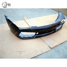 For Lamborghini Gallardo LP550/LP560/LP570 SPE Style Carbon Fiber Rear Bumper Body Kits Tuning Trim Accessories