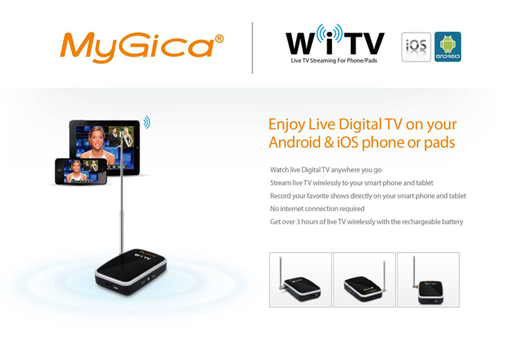 FLASH SALE] isdb t dvb t Geniatech Mygica WiTV watch tv for
