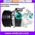 Высококачественный автоматический компрессор переменного тока для MAZDA GJ6F61KOO GJ6F61KOOA