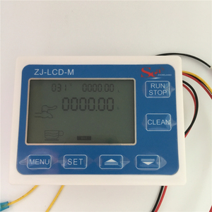 Image 3 - ZJ LCD M Display controller for Hall flow sensor total flow and set how many flow out controller
