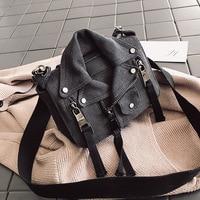 Vrouwen cool doek jas crossbody tassen kleding satchel katoen stof zakjes
