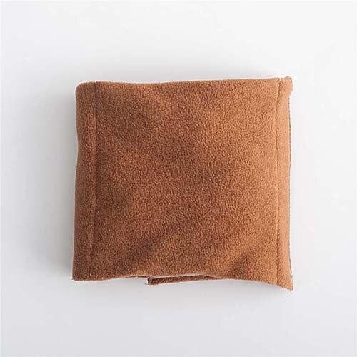 Для новорожденных реквизит для фотосъемки позирует СПИДа обертывания Professional подушки Fotografia аксессуары фотостудия реквизит - Цвет: coffee wrap