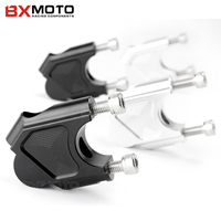 For BMW F700GS F650GS F800GS F800R F800GT F800 GS R GT Front CNC Machining Handlebar Risers Bar Clamp Extend Adapter With Bolts