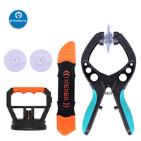 PHONEFIX Professional 5 IN 1 Mobile Phone Repair Tools LCD Screen Opening Pliers Suction Cup Kit Pry Disassembly Set Hand Tools|Power Tool Sets| |  -