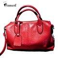 Luxury good quality women PU leather Boston bag Fashion trendy women bags Brand designs handbags Elegant pillow bags WLHB1478