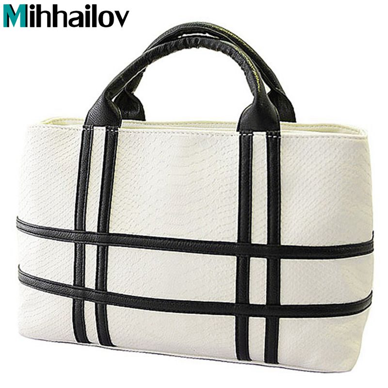 Fashion brand bag 2018 New arrival fashion temperament stripe shoulder bags women Handbags crocodile bag Z4-15