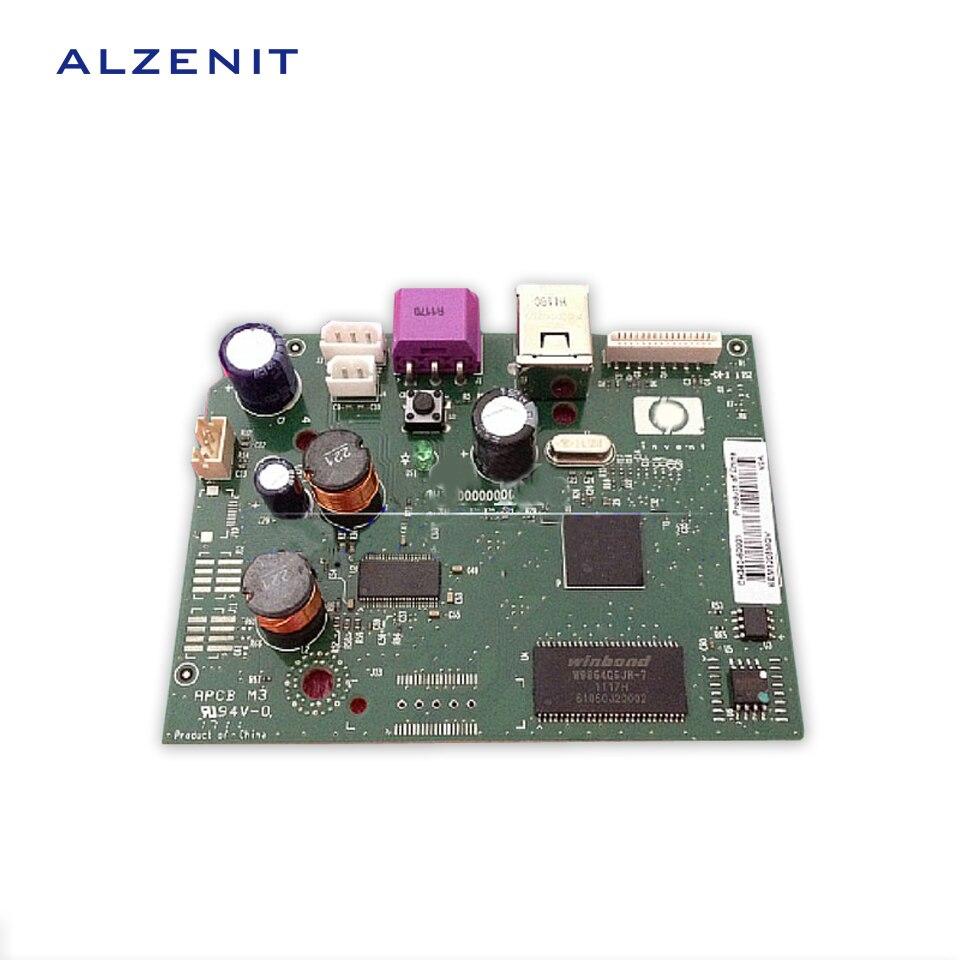 GZLSPART For HP 1000 1010 Original Used Formatter Board DeskJet Printer Parts On Sale 0957 2269 power module for hp deskjet f4280 d2530 f4210 d2545 used