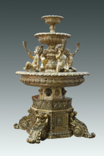 garden fountain Super Bronze