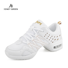 Hot Selling Dance Jazz Women Shoes 2016 New Woman Sport Jazz Hip Hop Shoes salsa shoes for woman Breathable Sport Women's Shoes