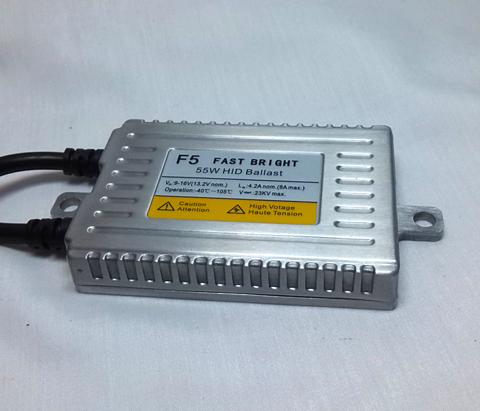 FASTER THAN OEM BALLAST HOT F5 FAST BRIGHT AC 55W DIGITAL HID XENON BALLAST BRIGHT IN