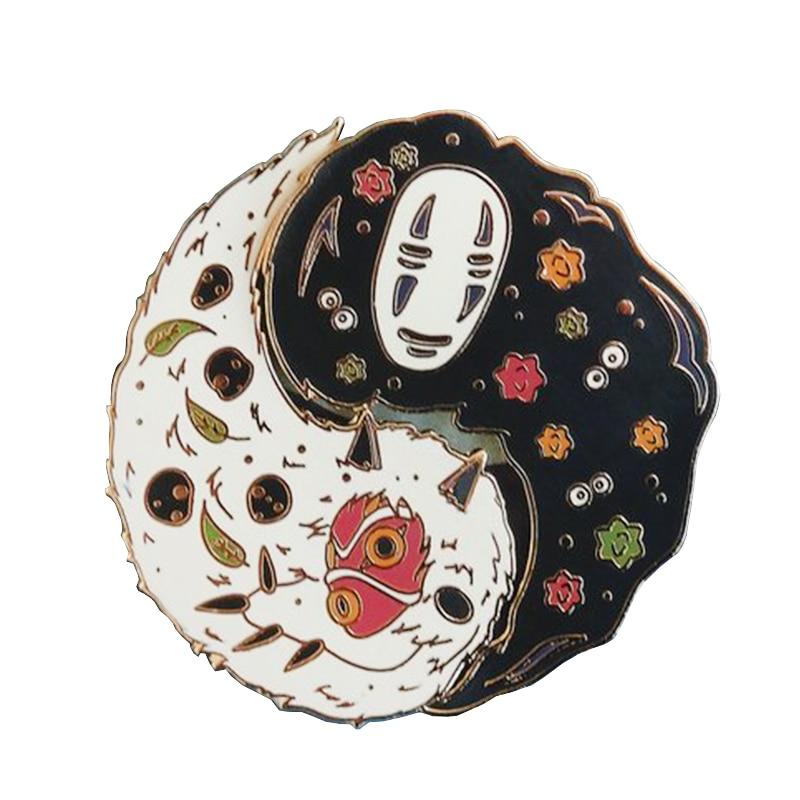 Ghibli Pin