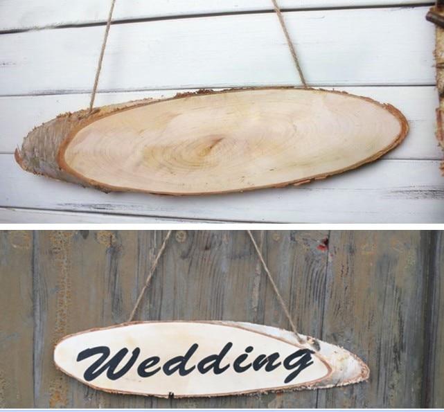 Загородном старинные деревянные прополка знак/Письмо Дерево баннер для свадьбы деревянный для фотосессий настроить Добро пожаловать домо...