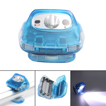 XPE LED Mini LED Headlamp PVC Head lamp Led White light Red Light Blue Pink Green LED Headlight Head Light