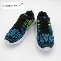Последняя распродажа Лидер продаж мужская обувь сетки свет спорт дешевые спортивные туфли удобные мужские фитнес бег здоровый обуви