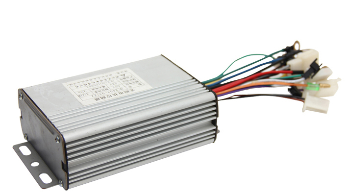 12 Mofset Brushless Motor Speed Controller Ebike 500w Dc48v /60v E-scooter Ev Speed Controller Pleasant To The Palate Bldc Motor Controller