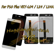 New 5.5'' For Huawei P10 Plus VKY-L09 VKY-L29 VKY-L29A LCD DIsplay  Touch Screen Digitizer Assembly With Frame Black / White
