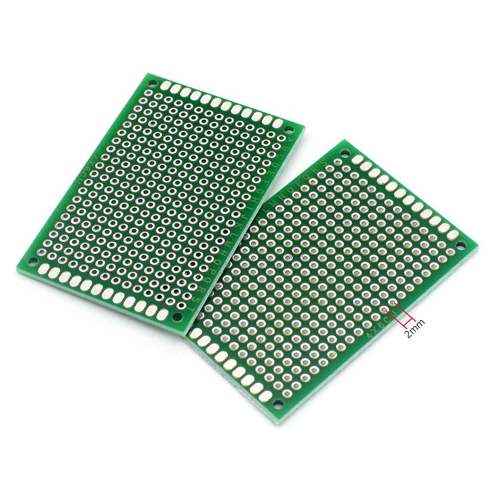 Bộ 5 Miếng Dán Đa Năng Dây Bo Mạch Cho Arduino Que Hàn Các Dự Án 8 Kích Cỡ Tín Mạ Tạo Mẫu PCB Bảng Mạch