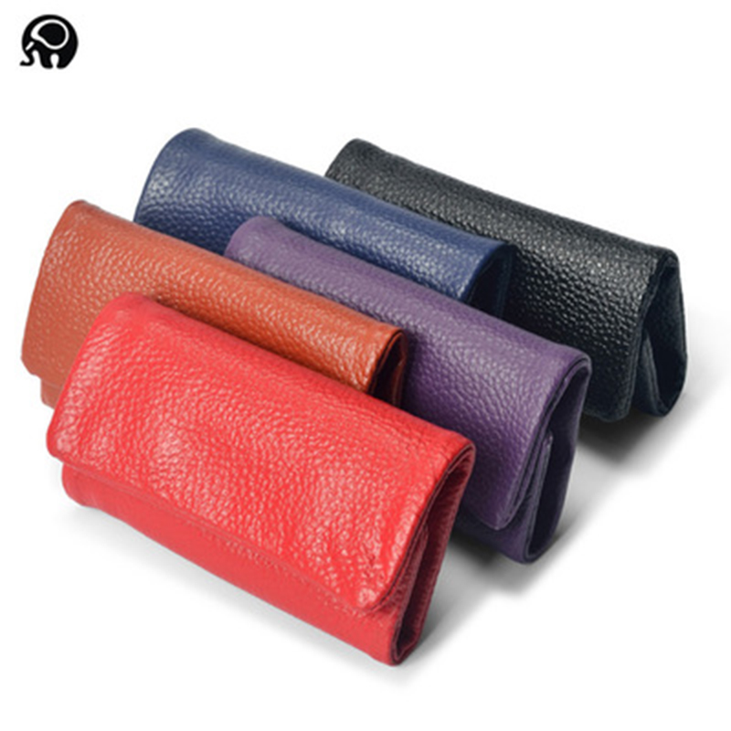Genuine Leather Key Bag Coin Purse Money Bag Female Wallet Men Coin Pocket Womens Wallets And Purses Wallet Women Luxury Brand wallet female long zipper womens wallets and purses fashion solid genuine leather female wallet hasp women wallets coin purse