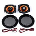 FLT-4230 4.0 Inch Car Coaxial Audio Loudspeaker 20W Car Subwoofers High Energy Double Way High-End  Music Car Audio Speakers