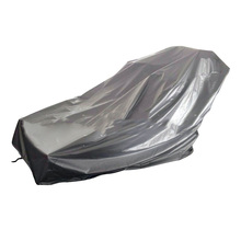 Weatherproof Cover Outdoor Mini Treadmill Dustproof Cover 200*95*150cm Gray