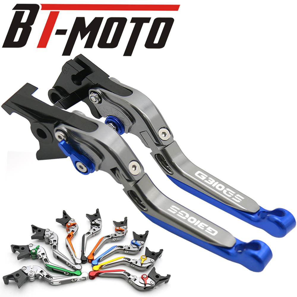 For BMW G310GS G 310GS G310 GS G 310 GS Motorcycle accessories Folding Extendable CNC Motorcycle Brake Clutch LeverFor BMW G310GS G 310GS G310 GS G 310 GS Motorcycle accessories Folding Extendable CNC Motorcycle Brake Clutch Lever
