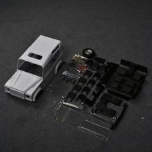 1:10 RC kemény műanyag karosszéria-burkolat D90 Defender RC lánctalpas testek RC4WD D90 barkácsolókhoz Body Shell