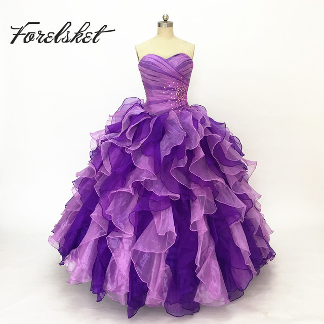 Quinceanera Dresses Sweet 16 years old Dresses Sleeveless Beading ...
