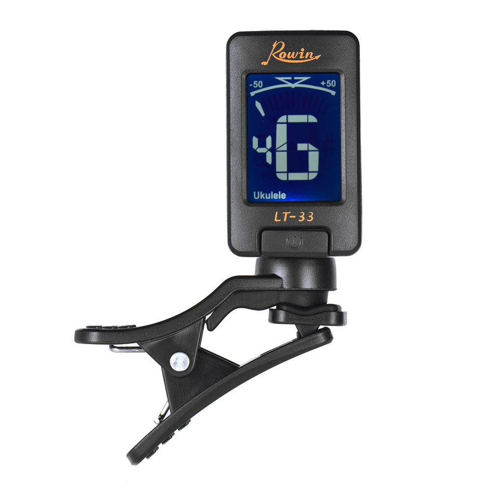 automatic guitar tuner digital electronic clip on tuner lcd screen for guitar chromatic bass. Black Bedroom Furniture Sets. Home Design Ideas