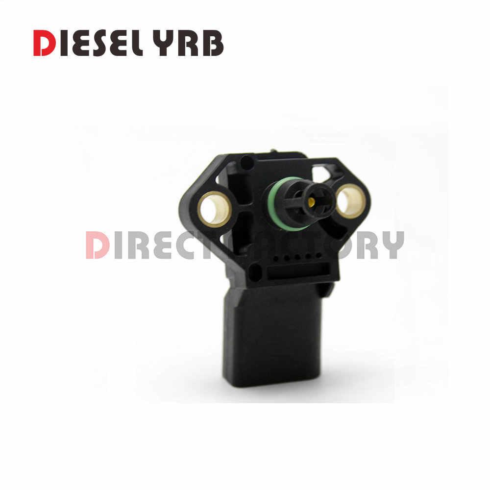 100% テスト吸気ブースト圧 Map センサー 0 281 002 401 038 906 051 C アウディ VW シートシュコダ 0281002401 038906051C