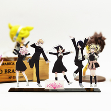 Buy Kaguya-sama: Love is War acrylic stand figure model plate holder topper anime Tensai tachi no Renai Zunousen Miyuki Chika Ai directly from merchant!