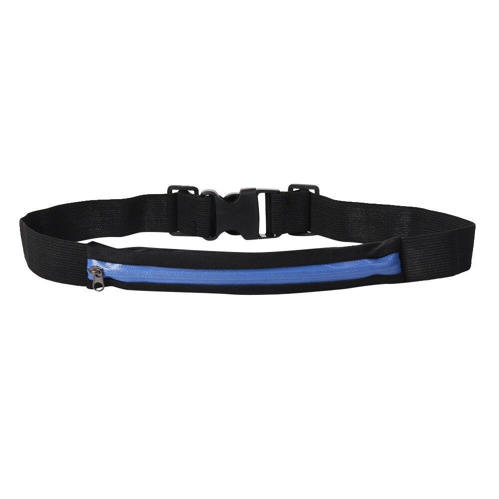 Men Women Outdoor Stretch Sports Cycling Running Belt Pockets Mobile Phone Bag Fanny Pack Waist Bag A0322
