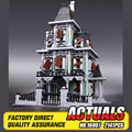 Nueva LEPIN 16007 2141 Unids Monster fighter Modelo set Kits de Edificio Modelo de La casa embrujada Compatible Con 10228