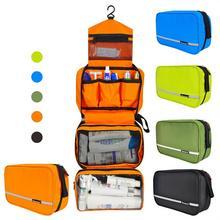 Waterproof Necessaries Makeup Organizer Toiletry Bag Make Up Cosmetic Bags Organizer for Women Men Travel Kits A2