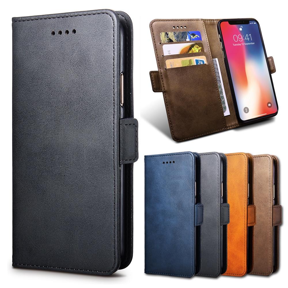 Винтаж Бумажник кожаный чехол для huawei Honor 8 Роскошные Флип Coque телефон сумка-чехол для huawei Honor 8 случаях Fundas простой