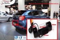JanDeNing Trunk Handle OEM/WaterProof CCD Car Rear View Parking/Backup Reverse Camera For Suzuki Neo Baleno Hatchback 2006 2014