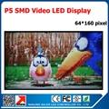 27x65 дюймов P5 СВЕТОДИОДНЫЙ Дисплей Крытый Полноцветные СВЕТОДИОДНЫЕ Панели P5 320*160 ММ 1/16 Сканирования Питания P13.33 P16 СВЕТОДИОДНЫЕ Модули LED Дисплей доска