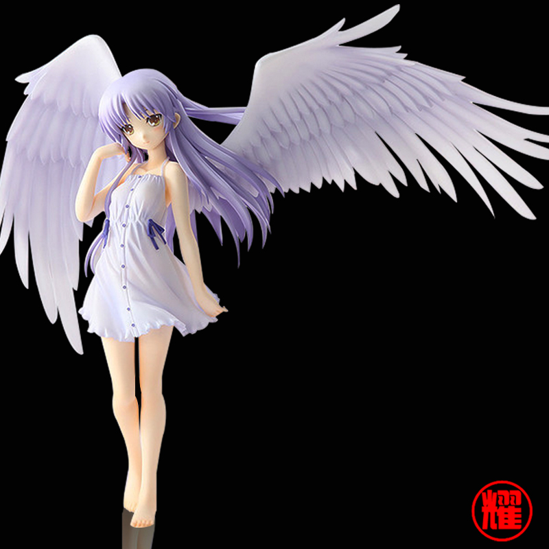 Hot Japanese Anime Angel Beats Tachibana Kanade Large Armor Detachable Dolls The Most Popular Gifts In Action Toy Figures From Toys Hobbies On