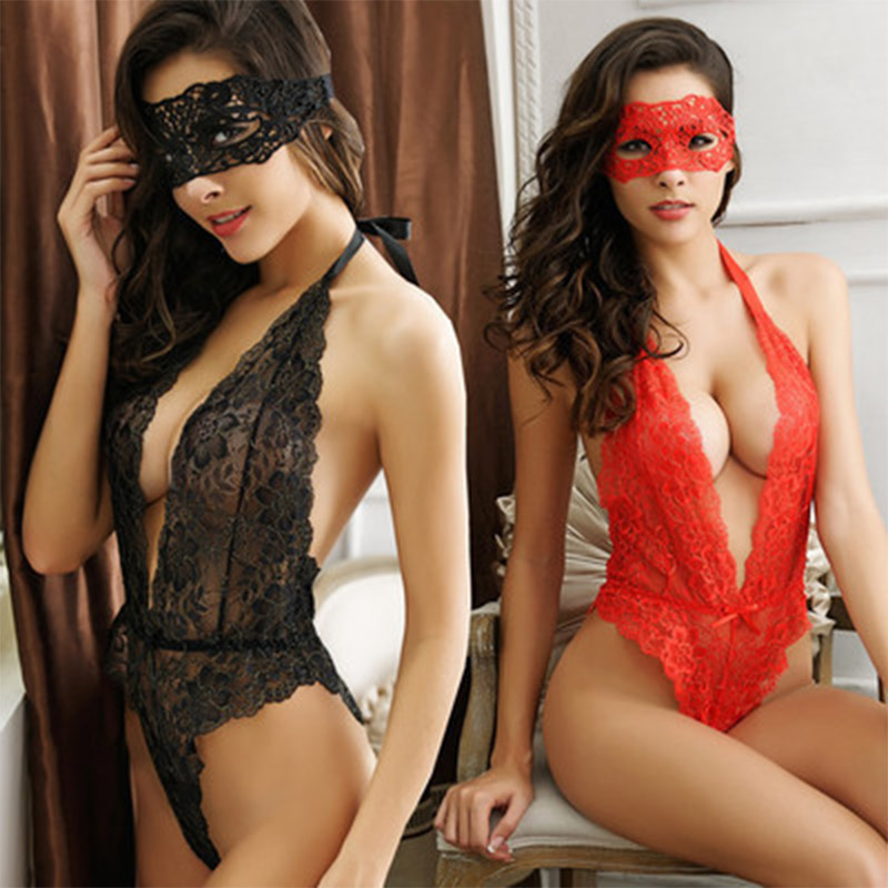 Nightgowns   &   Sleepshirts   Underwear Tight-shoulder slinky lingerie   Nightgowns   lingerie Lace